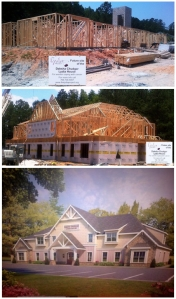 house progress copy